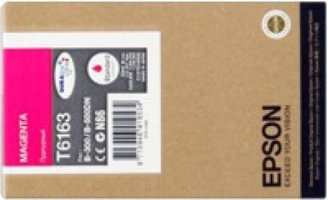 Epson T616300 bíborvörös (magenta) eredeti tintapatron