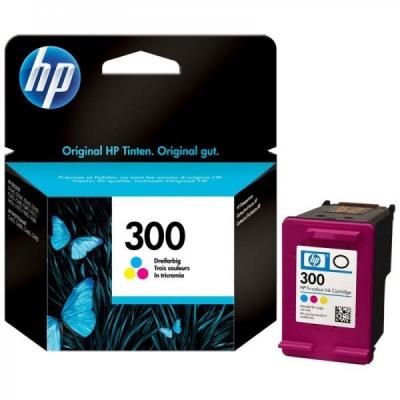 HP 300 CC643EE barevná originální cartridge