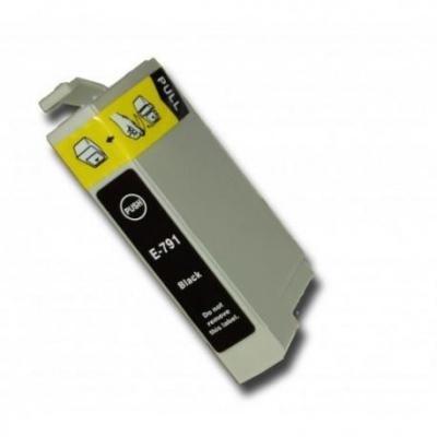Epson T0791 černá (black) kompatibilní cartridge