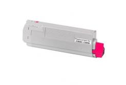 OKI 43865722 purpurový (magenta) kompatibilní toner