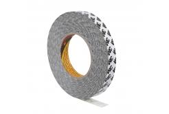 3M 9086 Oboustranně lepicí páska, 12 mm x 50 m, tl. 0,19 mm (černé logo)