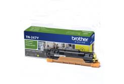 Brother TN-247Y žlutý (yellow) originální toner