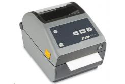 Zebra ZD620d ZD62042-D1EF00EZ tiskárna štítků, 8 dots/mm (203 dpi), odlepovač, RTC, EPLII, ZPLII, USB, RS232, Ethernet