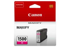 Canon PGI-1500 M purpurová (magenta) originální cartridge