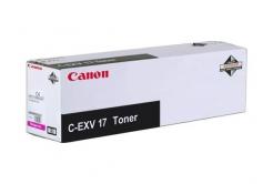 Canon C-EXV17 purpurový (magenta) originální toner