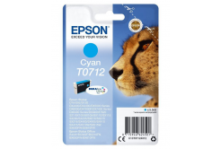 Epson T07124012 azurová (cyan) originální cartridge