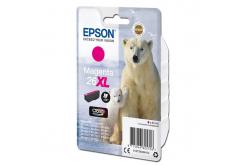 Epson originální ink C13T26334012, T263340, 26XL, magenta, 9, 7ml, Epson Expression Premium XP-800, XP-700, XP-600