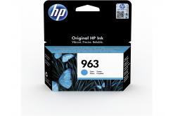 HP 963 3JA23AE azurová (cyan) originální cartridge