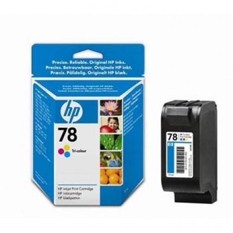 HP 78 C6578DE color cartus original