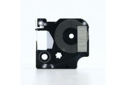 Kompatibilní páska s Dymo 45810, 19mm x 7m, bílý tisk / průhledný podklad