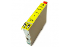 Epson T0554 žlutá (yellow) kompatibilní cartridge