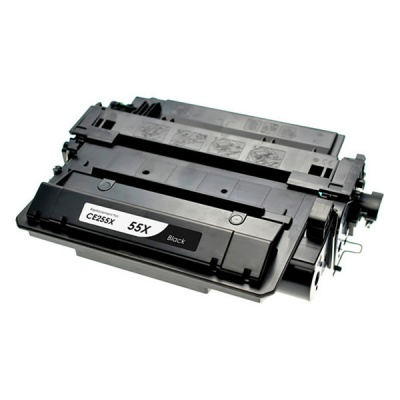 HP 55X CE255X černý (black) kompatibilní toner