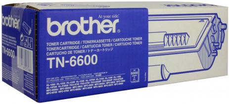 Brother TN-6600 czarny (black) toner oryginalny
