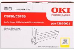 OKI 43870021 žlutý (yellow) originální válcová jednotka