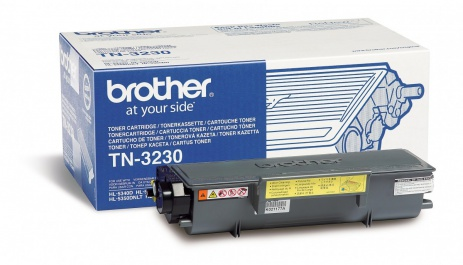 Brother TN-3230 fekete (black) eredeti toner