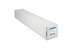HP C6569C Heavyweight Coated Paper, 130 g, 1067mmx30.5m, alb hirtie