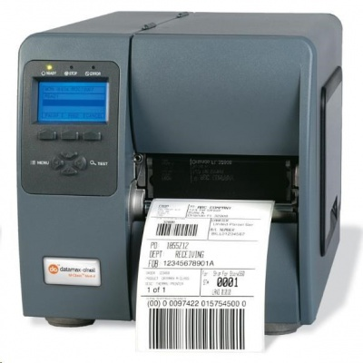 Honeywell Intermec M-4206 KD2-00-46000007 drukarka etykiet, 8 dots/mm (203 dpi), display, PL-Z, PL-I, PL-B, USB, RS232, LPT