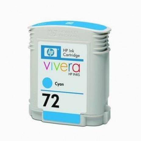 HP 72 C9398A cyan original ink cartridge