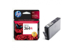 HP 364XL CB322EE photo černá (photo black) originální cartridge
