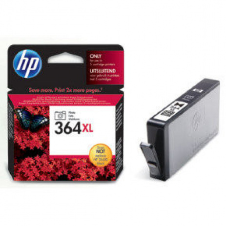 HP 364XL CB322EE photo black (photo black) original ink cartridge