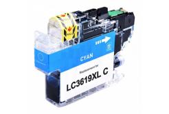 Brother LC-3619XL azúrova (cyan) kompatibilna cartridge