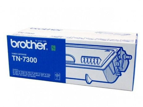 Brother TN-7300 fekete (black) eredeti toner