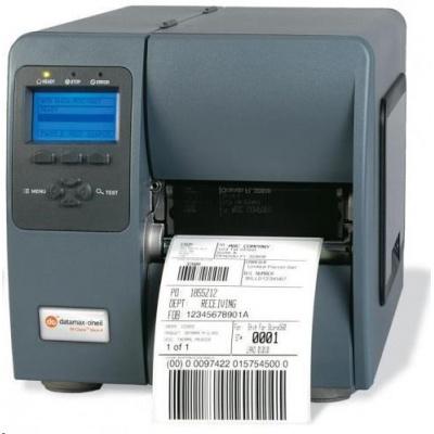 Honeywell Intermec M-4210 KJ2-00-46000Y00 drukarka etykiet, 8 dots/mm (203 dpi), display, PL-Z, PL-I, PL-B, USB, RS232, LPT, Ethernet