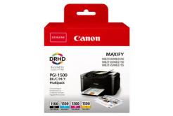 Canon PGI-1500 BK/C/M/Y multipack originální cartridge