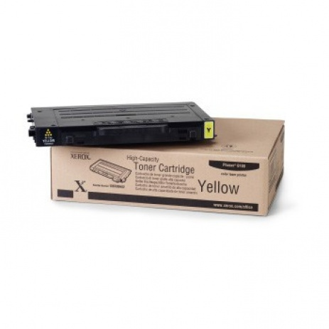 Xerox 106R00682 yellow original toner