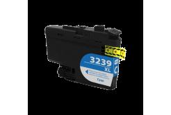 Brother LC-3239XL azurová (cyan) kompatibilní cartridge