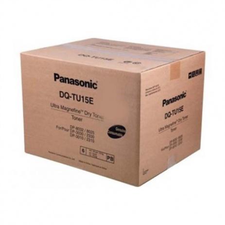 Panasonic DQ-TU15E czarny (black) toner oryginalny