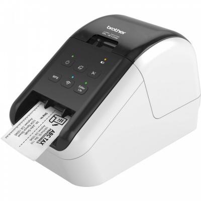 Brother QL-810W QL810WYJ1 tiskárna štítků