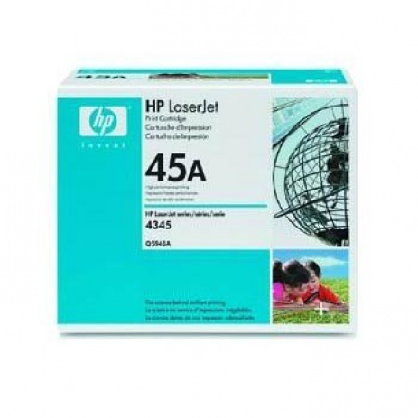 HP 45A Q5945A negru (black) toner original