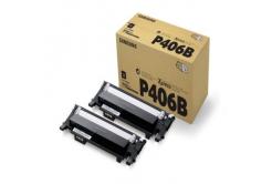 HP SU374A / Samsung CLT-P406B dual pack černý (black) originální toner