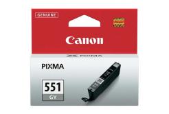 Canon CLI-551GY, 6512B001 šedá (grey) originální cartridge