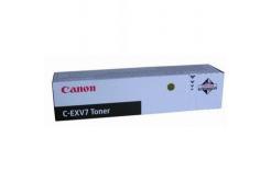Canon C-EXV7 fekete (black) eredeti toner