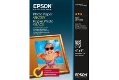 Epson C13S042549 C13S042549 Photo Paper bílý lesklý foto papír 10x15cm 200 g/m2 500 ks