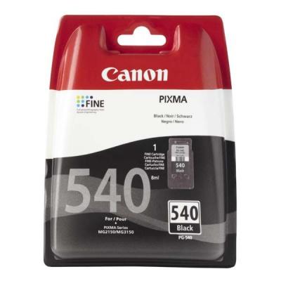 Canon PG-540 černá (black) originální cartridge