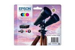 Epson 502 T02V640 CMYK sada originální cartridge