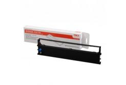 OKI 43571802, černá, originální barvicí páska