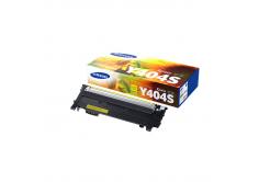 HP SU444A / Samsung CLT-Y404S žlutý (yellow) originální toner