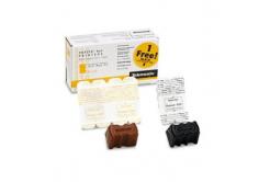 Xerox 016183000 černá/žlutá (black/yellow) 3ks originální toner