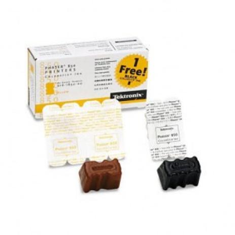 Xerox 016183000 fekete/sárga (black/yellow) 3 db eredeti toner