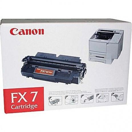 Canon FX7 black original toner