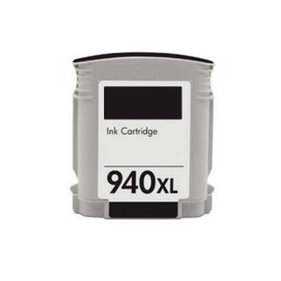HP 940XL C4906A černá (black) kompatibilní cartridge