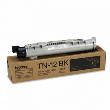 Brother TN-12BK negru (black) toner original