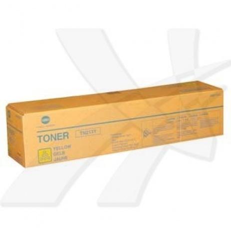 Konica Minolta TN-213Y galben (yellow) toner original