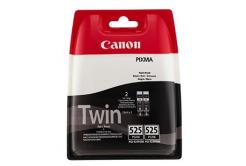 Canon PGI-525PGBK černá (black) dualpack originální cartridge