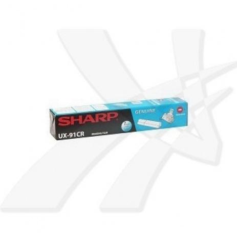 Sharp UX91CR, 90 p., folii de fax original