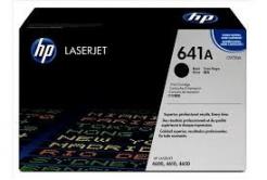 HP 641A C9720A fekete (black) eredeti toner